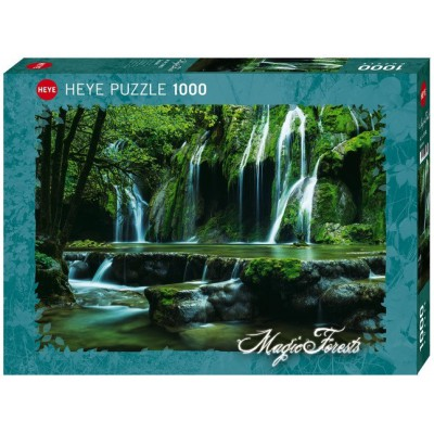 Puzzle Heye-29602 Magic Forests Cascades