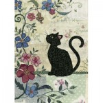 Puzzle   Jane Crowther - Cat & Mouse