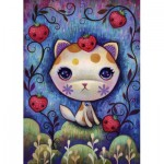 Puzzle   Jeremiah Ketner - Strawberry Kitty