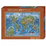 Puzzle   Rajko Zigic - Amazing World