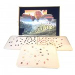 Jig-and-Puz-80018 Luxe Puzzle Table - 100 bis 1.500 Teile
