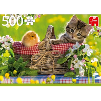 Puzzle Jumbo-18801 Ready for a Picnic