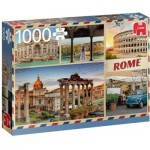 Puzzle  Jumbo-18862 Greetings from Rome