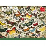 Puzzle   Butterfly Poster