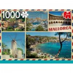 Puzzle   Greetings from Mallorca