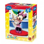 Mini Puzzle - Mickey Mouse Club House