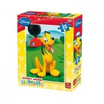 Puzzle  King-Puzzle-05166-F Disney - Club House