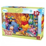 Puzzle  King-Puzzle-05244-A Winnie The Pooh