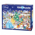 Puzzle  King-Puzzle-05266 Winter Wonderland