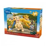Puzzle  King-Puzzle-05269-B The Lion King