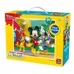 King-Puzzle-05275 Riesen-Bodenpuzzle - Mickey