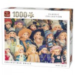 Puzzle  King-Puzzle-05674 Collectible Dolls