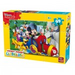 Puzzle  king-Puzzle-05691-B Mickey