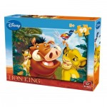 Puzzle  king-Puzzle-05693-A The Lion King