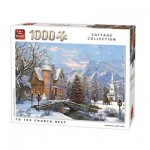 Puzzle  King-Puzzle-05741 To The Church Best