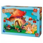 Puzzle  King-Puzzle-05805 Fairies