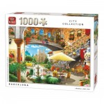 Puzzle  King-Puzzle-55853 Barcelona