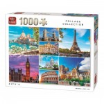 Puzzle  King-Puzzle-55881 Collage - City's