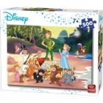 Puzzle  King-Puzzle-55913 Disney - Peter Pan
