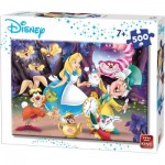 Puzzle  King-Puzzle-55914 Disney - Alice in Wonderland