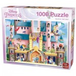 Puzzle  King-Puzzle-55917 Disney Princess