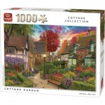 Puzzle  King-Puzzle-55955 Cottage Garden