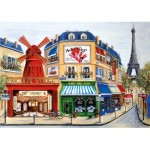 Puzzle  KS-Games-11511 David Fairchild: Moulin Rouge