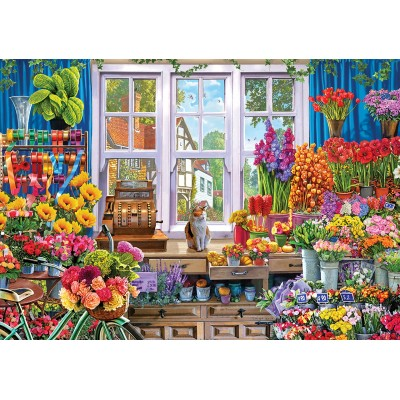 Puzzle KS-Games-20004 Flower Shop