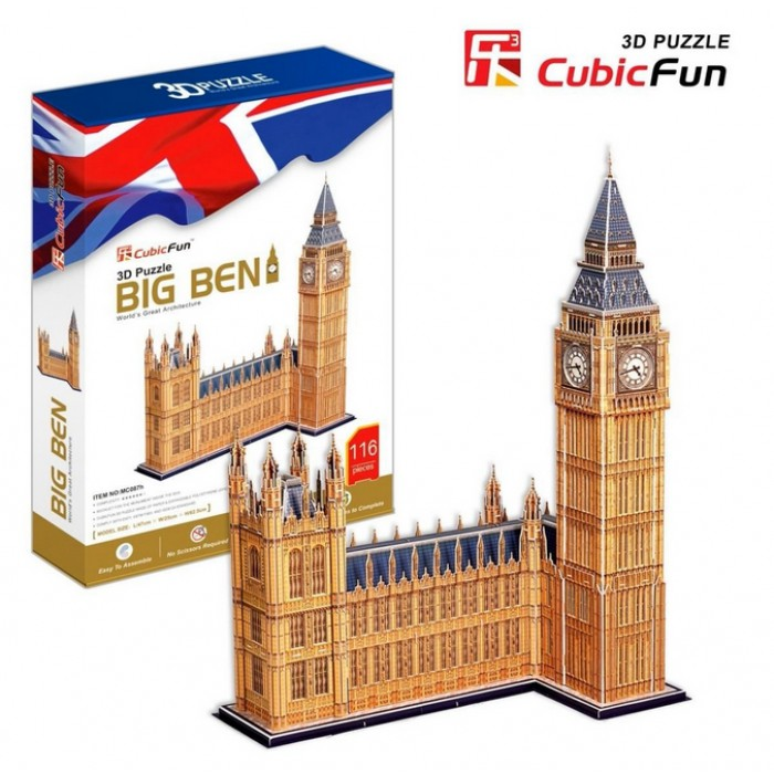 cubic-fun-puzzle-3d-big-ben-london