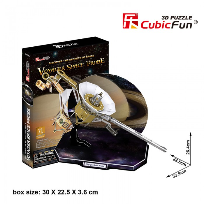 cubic-fun-3d-puzzle-voyager-space-probe