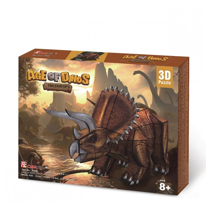 cubic-fun-3d-puzzle-triceratops-dinosaurier
