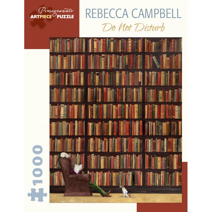 pomegranate-rebecca-campbell-do-not-disturb, 13.95 EUR @ planet-puzzles-deutschland