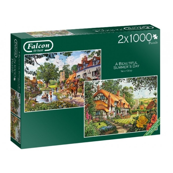 falcon-2-puzzles-beautiful-summer-s-day