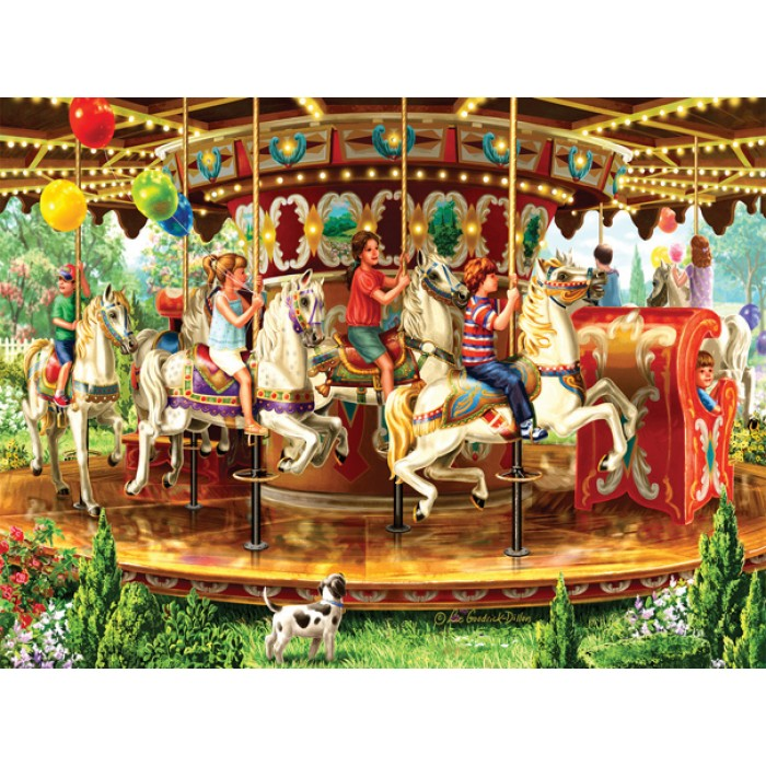 sunsout-liz-goodrick-dillon-carousel-ride