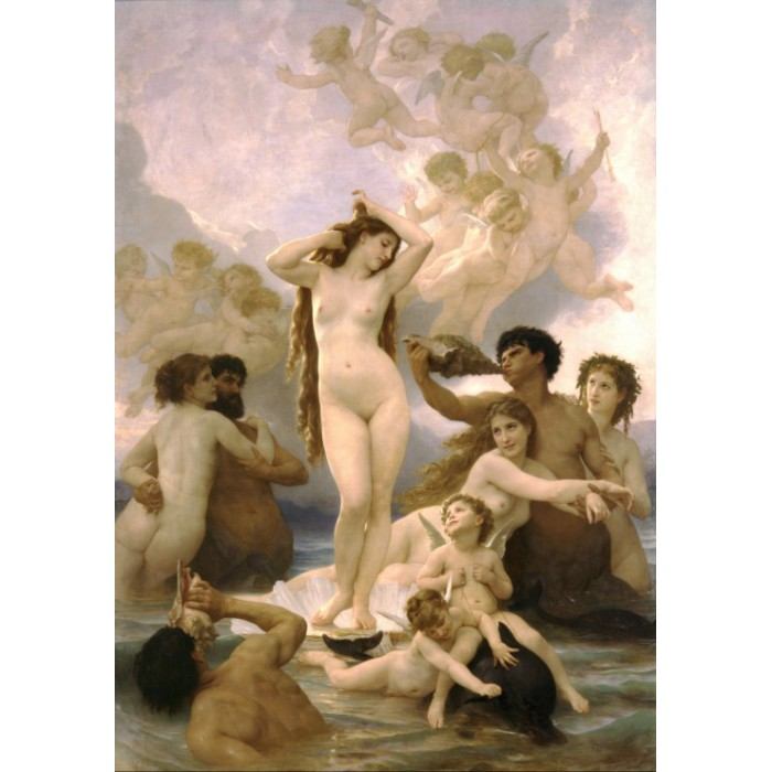 grafika-william-bouguereau-la-naissance-de-venus-1879