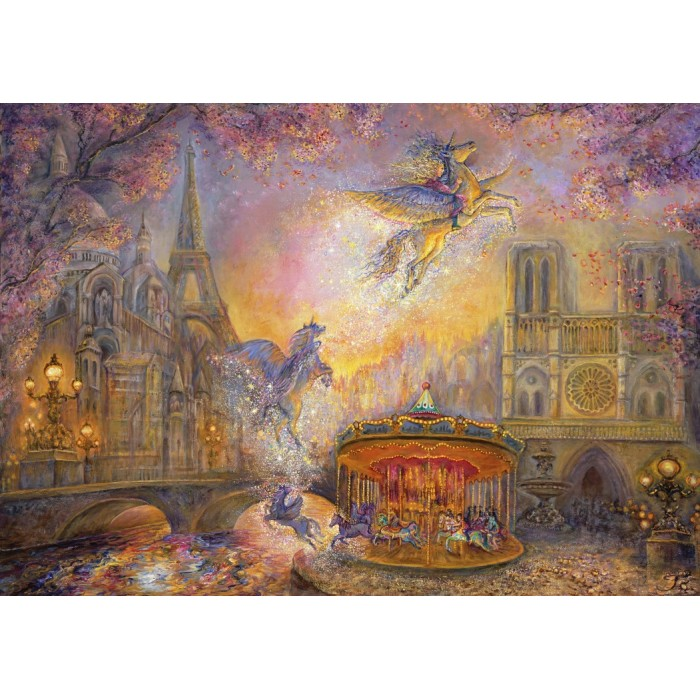 grafika-josephine-wall-magical-merry-go-round