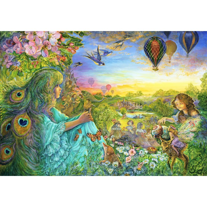 grafika-josephine-wall-daydreaming