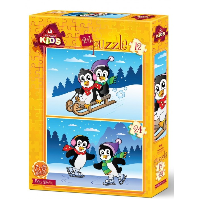 art-puzzle-2-puzzles-the-penguins