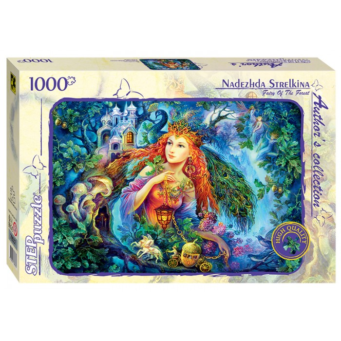 step-puzzle-nadezhda-strelkina-fairy-of-the-forest