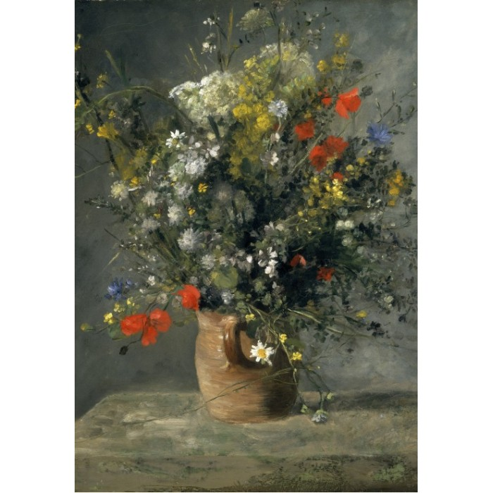 grafika-kids-auguste-renoir-flowers-in-a-vase-1866