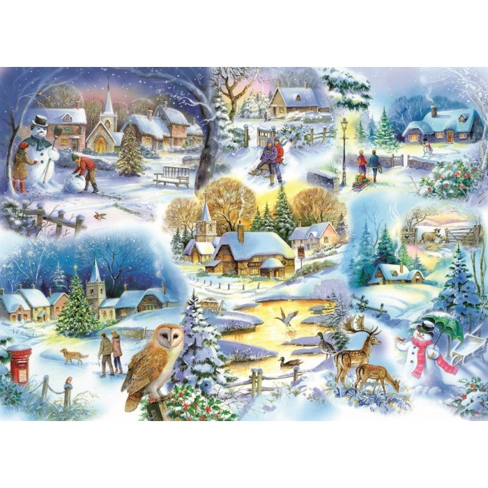 the-house-of-puzzles-let-it-snow