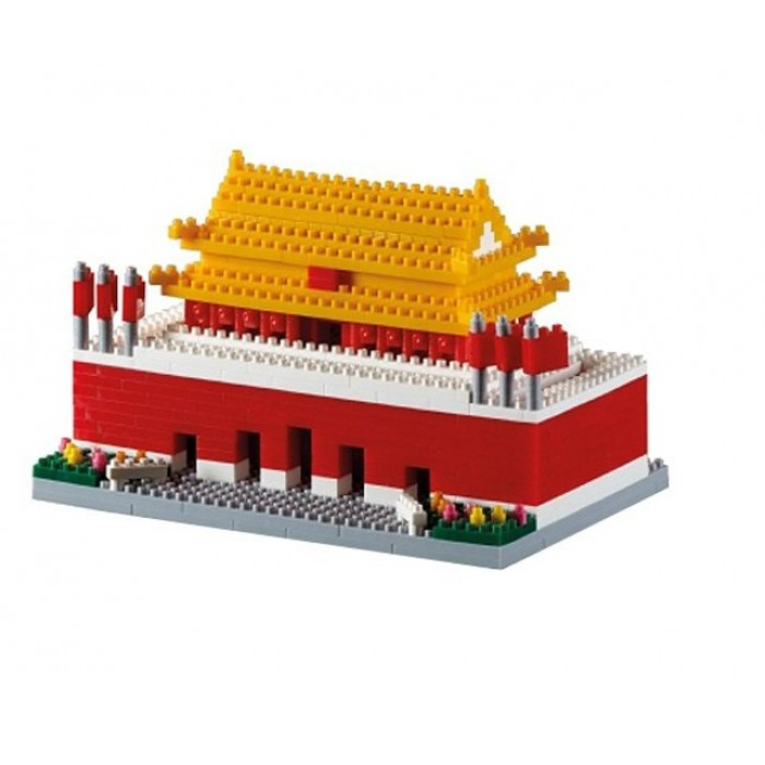 brixies-nano-3d-puzzle-tiananmen-square-level-4-
