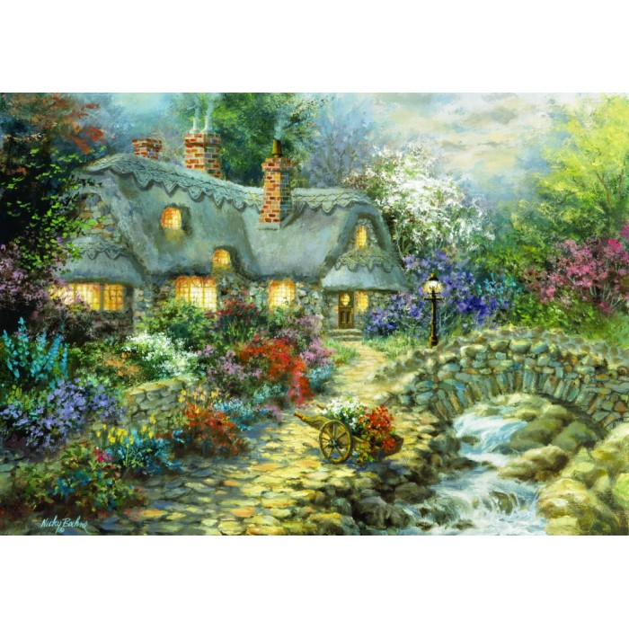 bluebird-puzzle-country-cottage