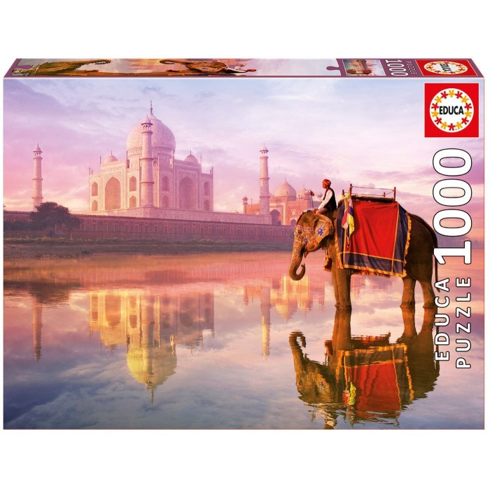 educa-elephant-at-taj-mahal