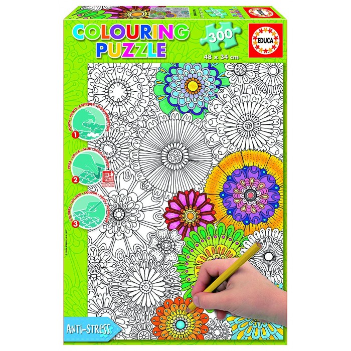 educa-colouring-puzzle-schone-bluten