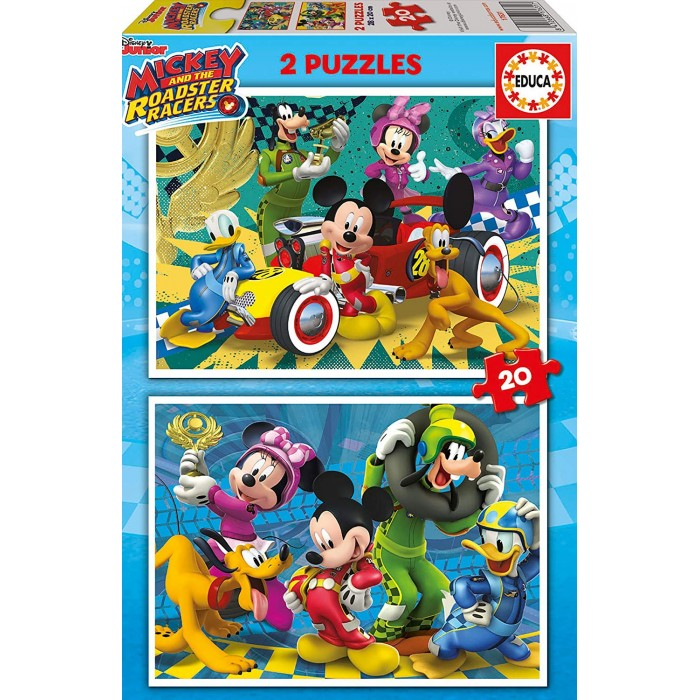 educa-2-puzzles-mickey-the-roadster-racers
