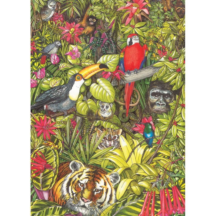 otter-house-puzzle-rainforests-of-the-world