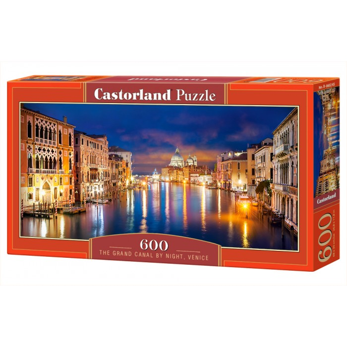 castorland-the-grand-canal-by-night-venedig