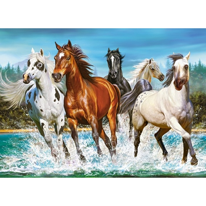 castorland-call-of-nature, 6.36 EUR @ planet-puzzles-deutschland
