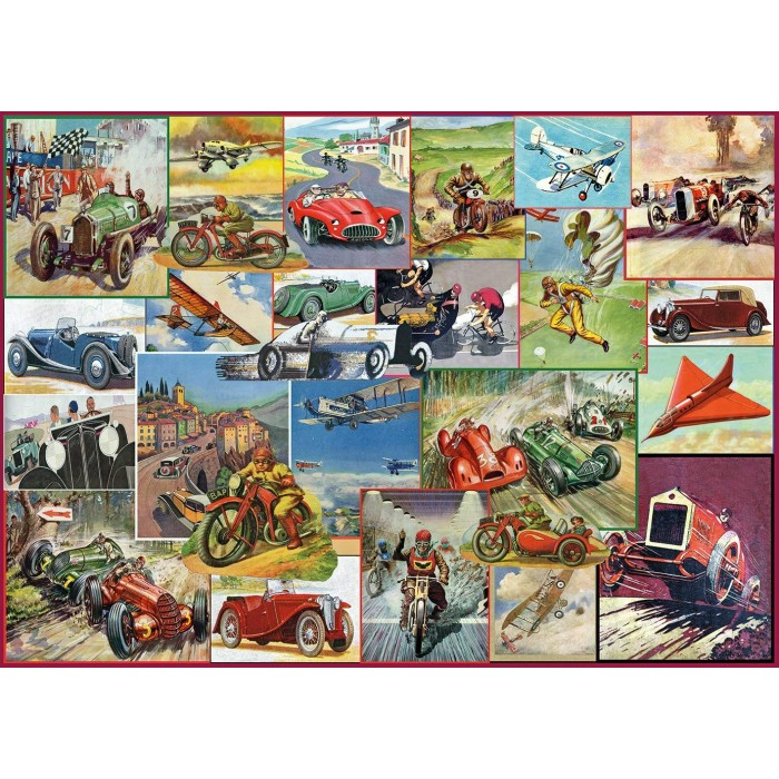 gibsons-the-racing-game, 13.75 EUR @ planet-puzzles-deutschland